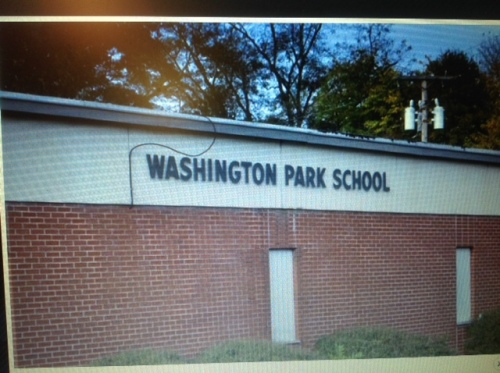 Old Washington Park School
