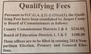 2014 QUALFEES