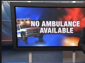 No Ambulance