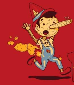 Liar Liar Pinocchio