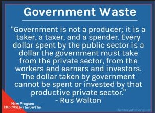 Govt Waste