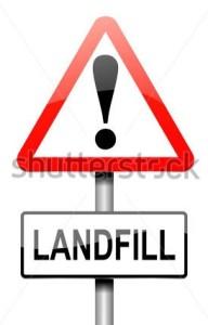 Landfill Sign 2