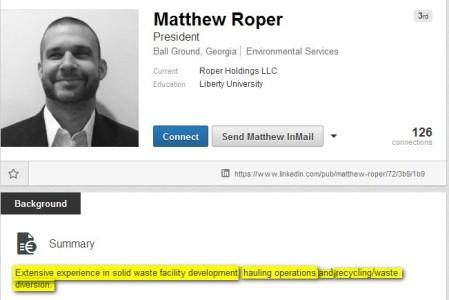 Matthew Roper