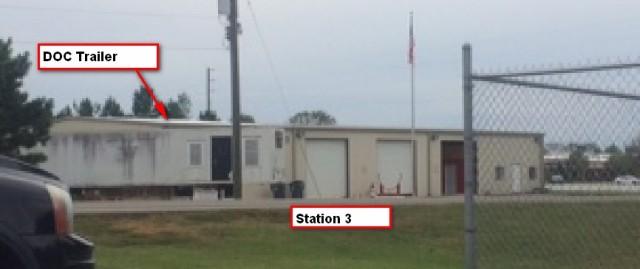 DOC Trailer Station 3