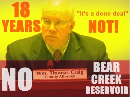 Tommy Craig No BCR