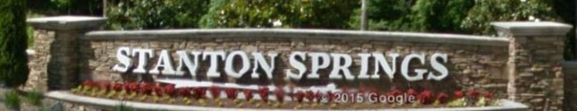 Staton Springs Entrance